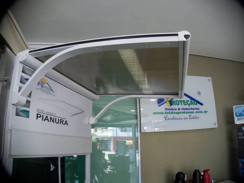 Quanto Custa Toldo Pianura para área Externa Cajamar - Toldo Pianura para Varanda
