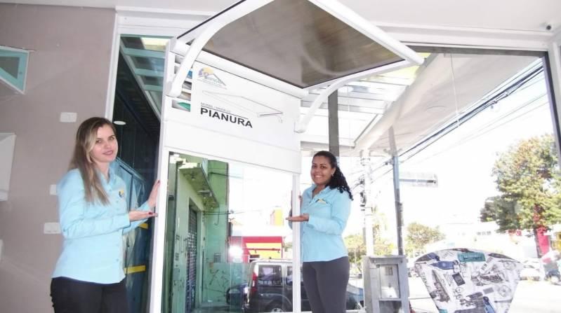 Quanto Custa Toldo Pianura para Porta Belo Horizonte - Toldo Pianura para Residencia