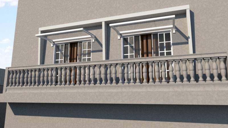Quanto Custa Toldo Pianura para Varanda de Casa Recife - Toldo Pianura para Casa