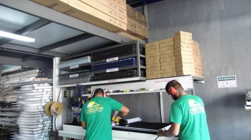 Toldo de Alumínio para área de Serviço Recife - Toldo de Alumínio para área de Serviço