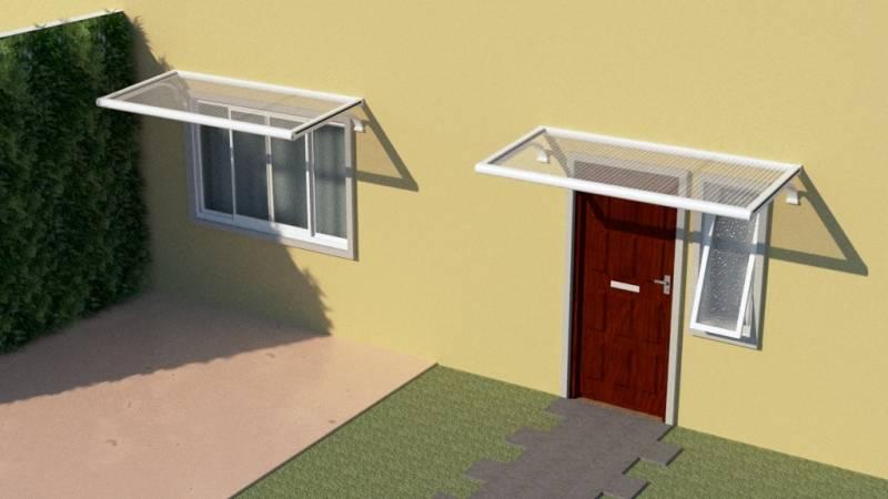 Toldo Pianura para Porta Preço Alphaville - Toldo Pianura para Residencia