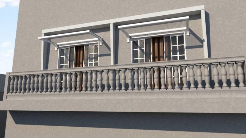 Toldo Porta de Vidro Preço Guararema - Toldo Fixo para Porta e Janela de Casa