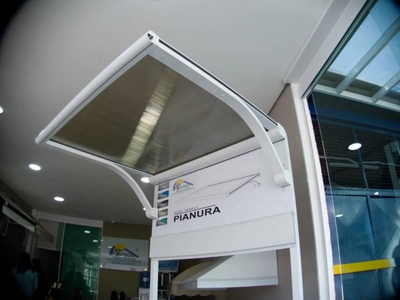 Toldos Pianuras para área Externa Curitiba - Toldo Pianura para Apartamento