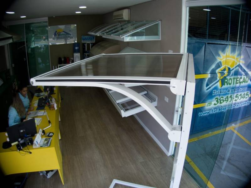 Toldos Pianuras Sacada de Apartamento Aracaju - Toldo Pianura para Janela e Porta